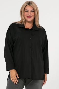 "Рубашка ""Luxury Plus"" 1222 (Черный)"