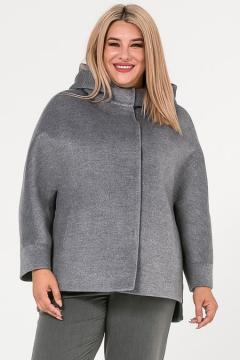"""Куртка """"Luxury Plus"""" 1233 (Cерый)"""