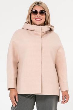 "Куртка ""Luxury Plus"" 1233 (Молочный)"