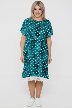 "Платье ""Luxury Plus"" 1104 (Светло-зеленый)"