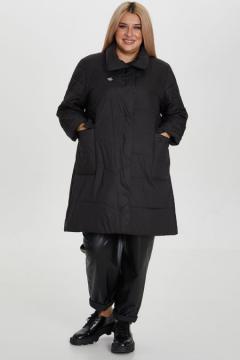 "Пальто ""Luxury Plus"" 1170 (Черный)"