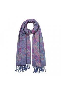 Палантин текстильный, # PJ 1802 04
