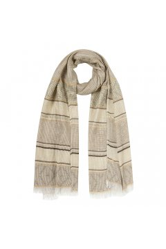 Палантин текстильный, # PJ 1807 12