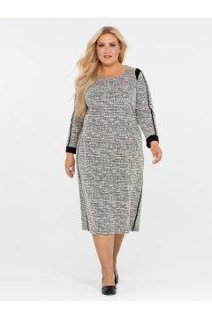 Платье 120201101 (Черный)