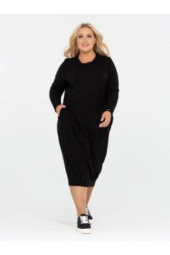 Платье 120201301 (Черный)