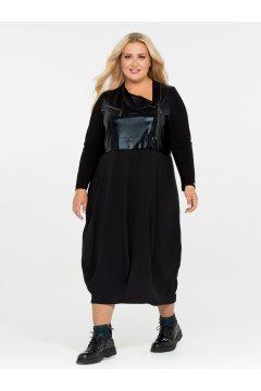 Платье 120202001 (Черный)