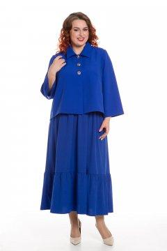 Жакет 605 (Синий)