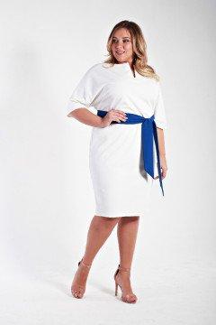 Платье 136509 (Белый)