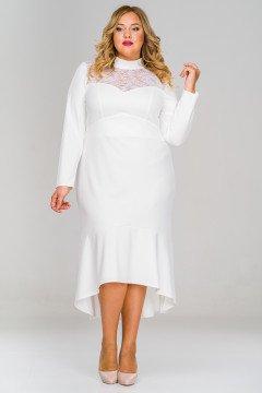Платье 1516605 (Белый)