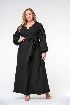 Платье 1416801 (Черный)