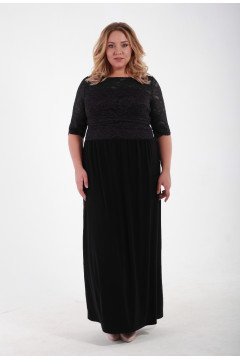 Платье 1111301 (Черный)