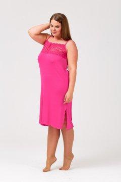 Неглиже-сорочка (Розовый)