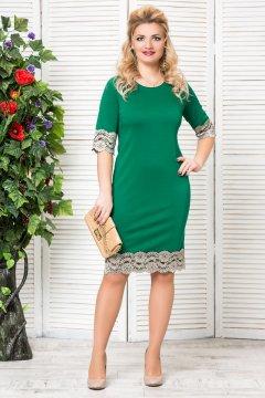 Платье «София» (Зелёный)