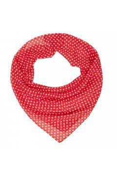 Красный платок в горошек 54 4-6
