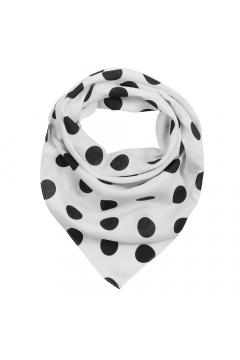 Платок текстильный #A 660 Белый