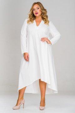 Платье 1517306 (Белый)