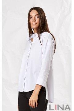 "Блузка ""Лина"" 41130 (Белый)"