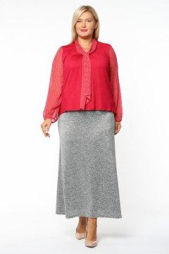 Блуза 3003-632 (Красный)