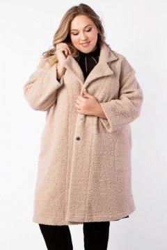 "Пальто ""Артесса"" PL40023BEG17"