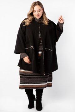 "Пальто ""Артесса"" PL20028BLK01"