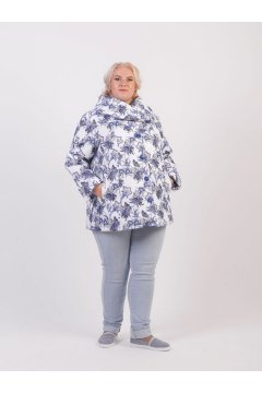 """Куртка """"Тревери"""" 78704 (Фиолетовый)"""