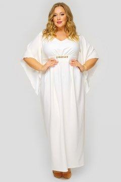 """Платье """"ЛаТэ"""" 1823808 (Белый)"""