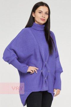 Туника женская 182-4684 (Фиолетовый)