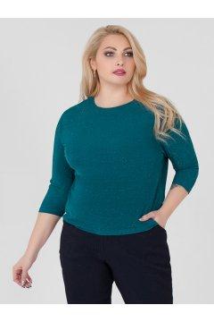 "Блуза ""Дженни"" (Зеленый)"