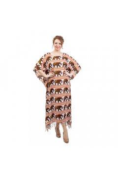 Платье текстильное, # P 13 1574