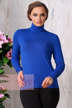 Блуза ВК-19 (Темный василек)