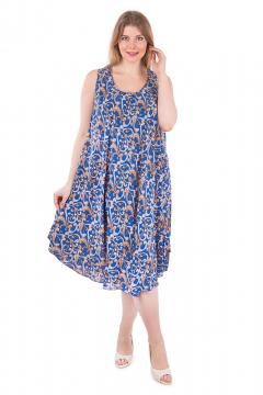 Платье текстильное, # B 1169