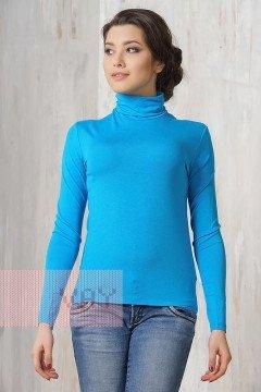 Блуза ВК-20 (Темно-голубой)