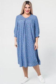"Платье ""Luxury Plus"" 1060 (Синий)"