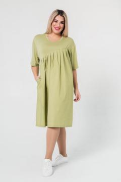 "Платье ""Luxury Plus"" 1063 (Светло-зеленый)"