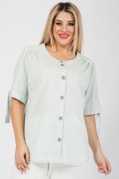 "Блузка ""Luxury Plus"" 1045 (Cветло-зеленый)"