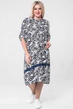 "Платье ""Luxury Plus"" 1061 (Синий)"