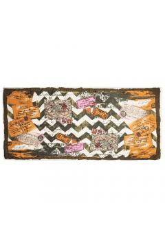 Палантин текстильный, # PP 1895 4-1