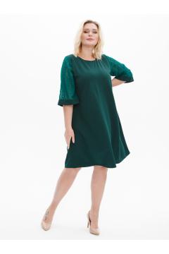 "Платье ""Барселона"" (Зеленый)"