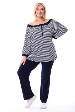 Блуза Кармен 1302-057