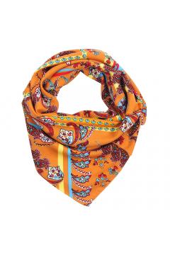 Платок текстильный #A 660_2 8574-4(1)