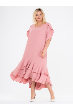 """Платье """"ЛайтСкай"""" (Розовый бледный)"""