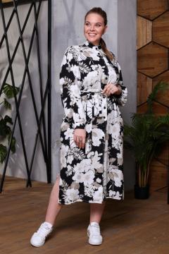 """Платье-Рубашка """"Офелия"""" 1151-073"""