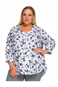 "Рубашка ""ЛаТэ"" 2219505 (Мультиколор)"