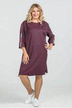 Платье 967 (Красный)