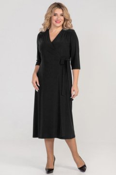 """Платье """"Luxury Plus"""" 993 (Черный)"""