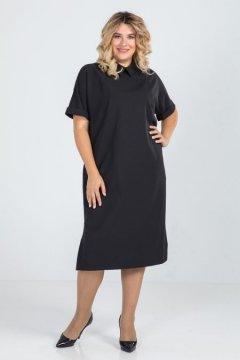 Платье 980 (Черный)