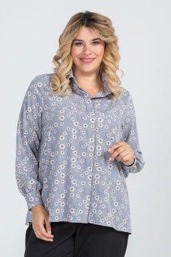 Рубашка 819 (Светло-серый)