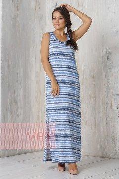 Платье женское 3289 (Море голубой)