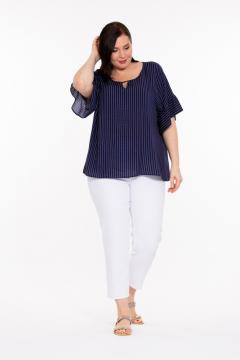 Блуза 2220015 (Синий)