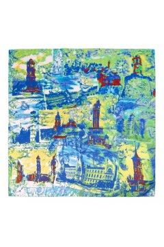 Платок текстильный, # FCB 106-6507